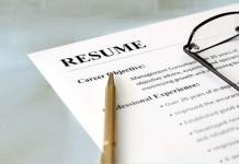 Common Resume Mistakes