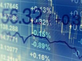 US stock market slump